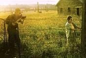 Doniphan films Tonia in Berkinau.